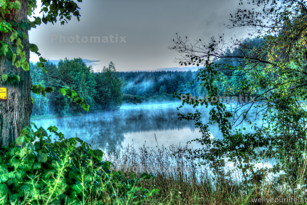Pocherwehr am Morgen HDR